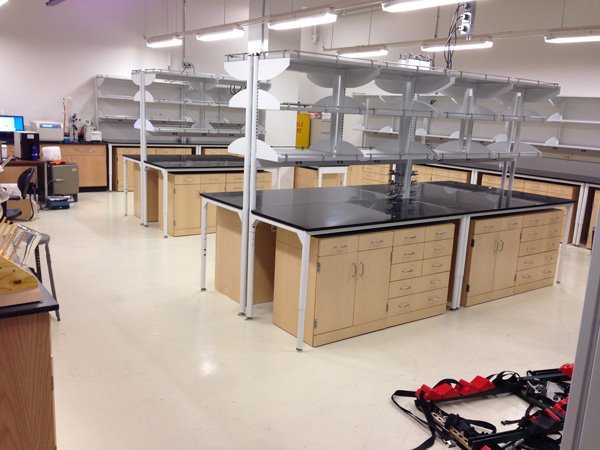 Shiny new workbenches!